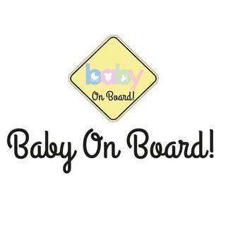 Logo de Baby On Board