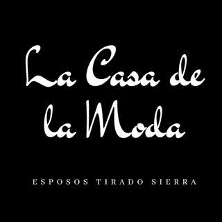 Logo de LA CASA DE LA MODA ✨