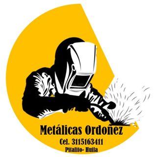 Logo de Metálicas ordoñez