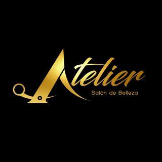 Logo de Atelier | Salón de belleza