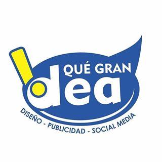Logo de Que Gran Idea