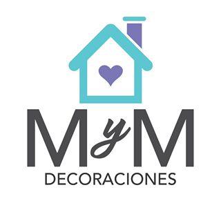 Logo de M y M Decoraciones - Medellín