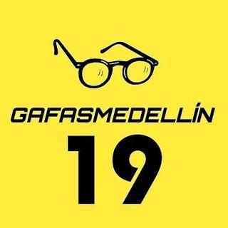 Logo de gafasmedellin19