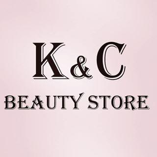 Logo de K&C BEAUTY STORE