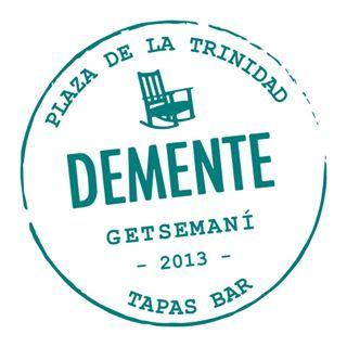 Logo de Demente Tapas Bar