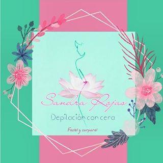 Logo de Depilación Con Cera Sandra R