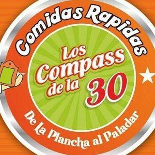 Logo de Los Compass de la 30