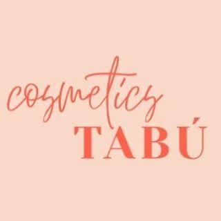 Logo de Cosmetics Tabú Colombia