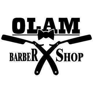 Logo de OLAM BARBER SHOP 💇♂️