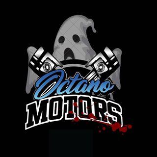 Logo de Octano Motors.