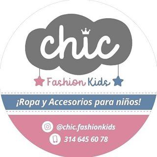 Logo de CHIC FASHION KIDS  👑