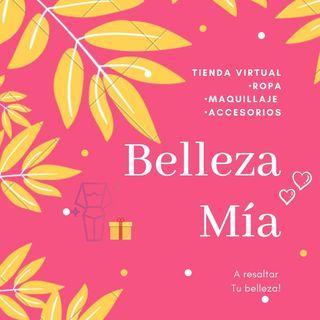 Logo de Belleza Mía👗💕