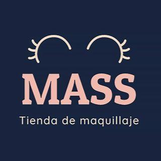 Logo de MASS | Tienda de maquillaje