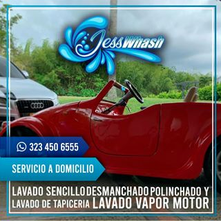 Logo de JESSWASH 🚘💦