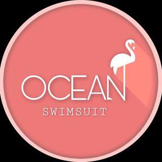 Logo de O C E A N S W I M S U 🦩T