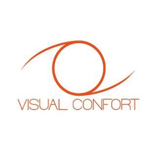 Logo de Optica Visual confort