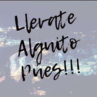 Logo de www.Llevate Alguito Pues.com