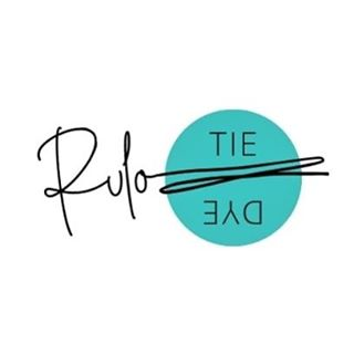 Logo de #Rulo y sus camisas TIEDYE.