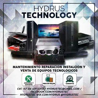 Logo de Hydrus Technology