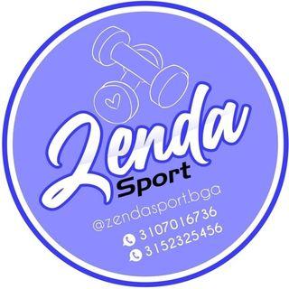 Logo de ZENDA ROPA DEPORTIVA 🏋️♀️
