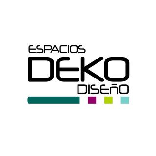 Logo de Espacios Deko Diseño