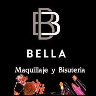Logo de BELLA Maquillaje 💋