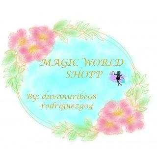 Logo de MAGIC WORLD