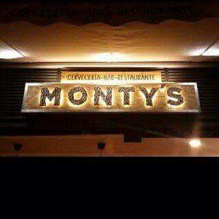 Logo de Monty's