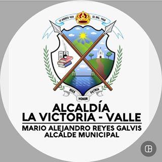 Logo de ALCALDÍA LA VICTORIA VALLE