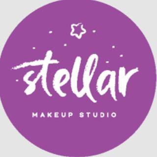 Logo de Stellar makeup studio 💄🌠