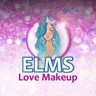 Logo de ELMS SHOP 🛍💋💄👗👑