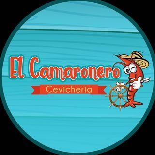 Logo de El Camaronero Cevicheria 🦐