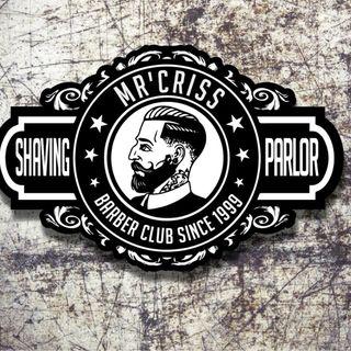 Logo de MR'CRISS BARBER CLUB