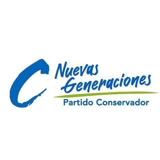 Logo de Nuevas Generaciones PCC