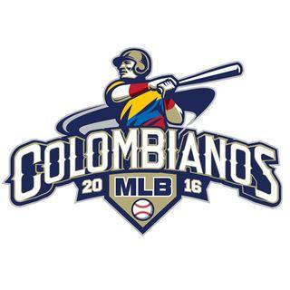 Logo de COLOMBIANOS MLB ®