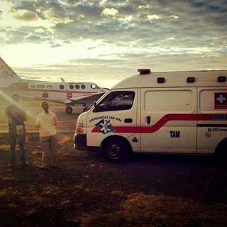 Logo de Ambulancias San Jose