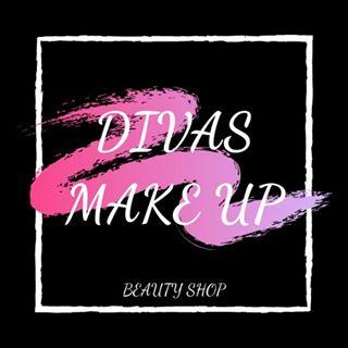Logo de Divas | Tienda de Maquillaje 🌸