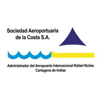 Logo de Aeropuerto Rafael Núñez, CTG.