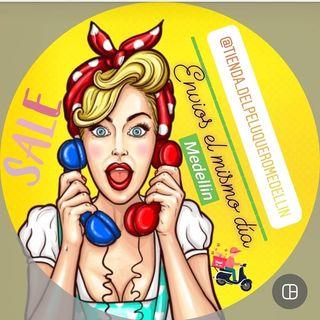 Logo de Tienda_delpeluqueromedellin