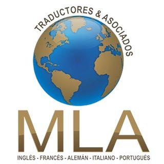 Logo de MLA Traductores y Asociados