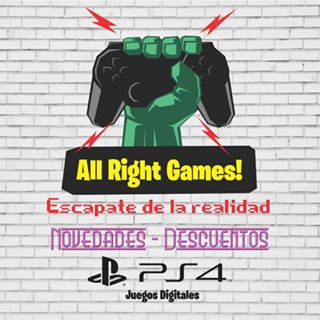 Logo de All Rigth Games!