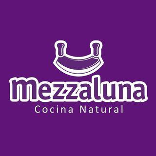 Logo de Mezzaluna Cocina Natural