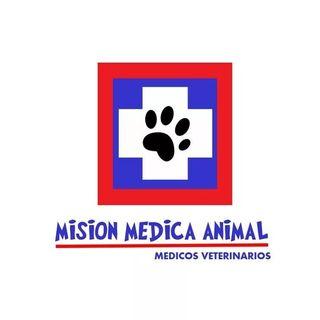 Logo de Misión Médica  Animal