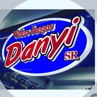 Logo de Video Juegos Danyi  SR