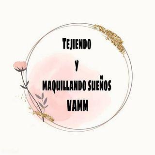 Logo de Tejiendo y maquillando VAMM