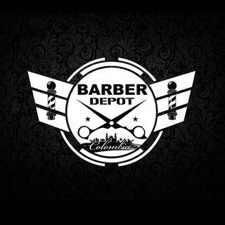 Logo de Barber & Salon depot