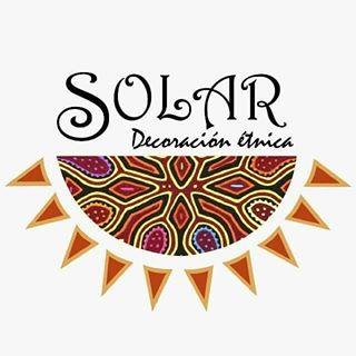 Logo de Solar Decoración Étnica ☀️