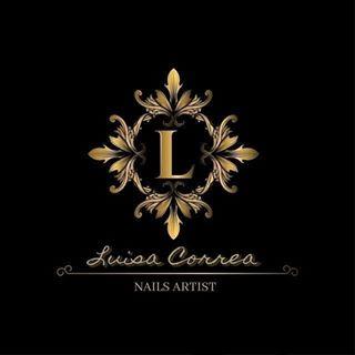 Logo de Luisa Correa Uñas a domicilio