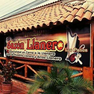 Logo de Sazón Llanero