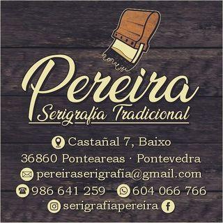 Logo de Serigrafía Pereira